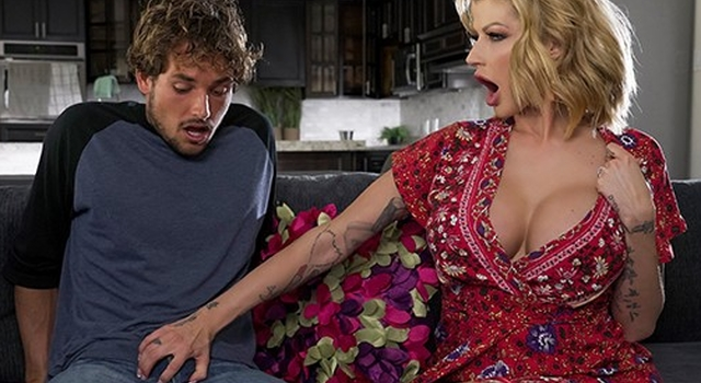 Brazzers - Ex squeal mother..