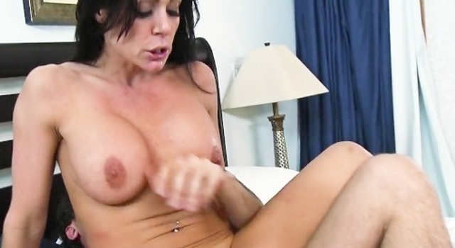 Lonely mom Kendra Passion is..